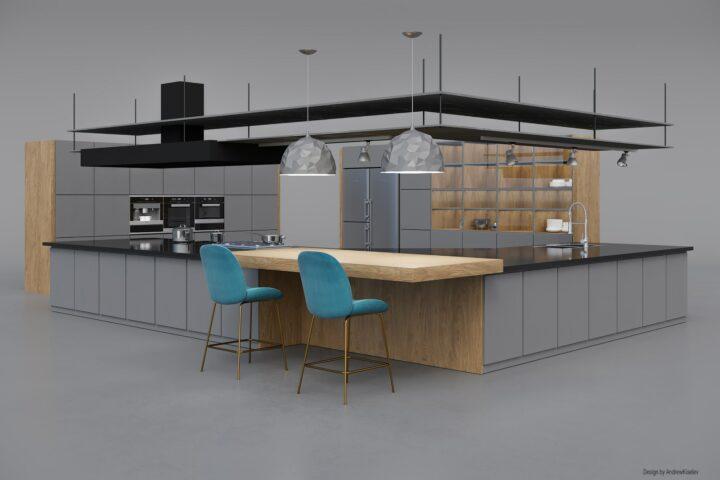 3d cocina concept